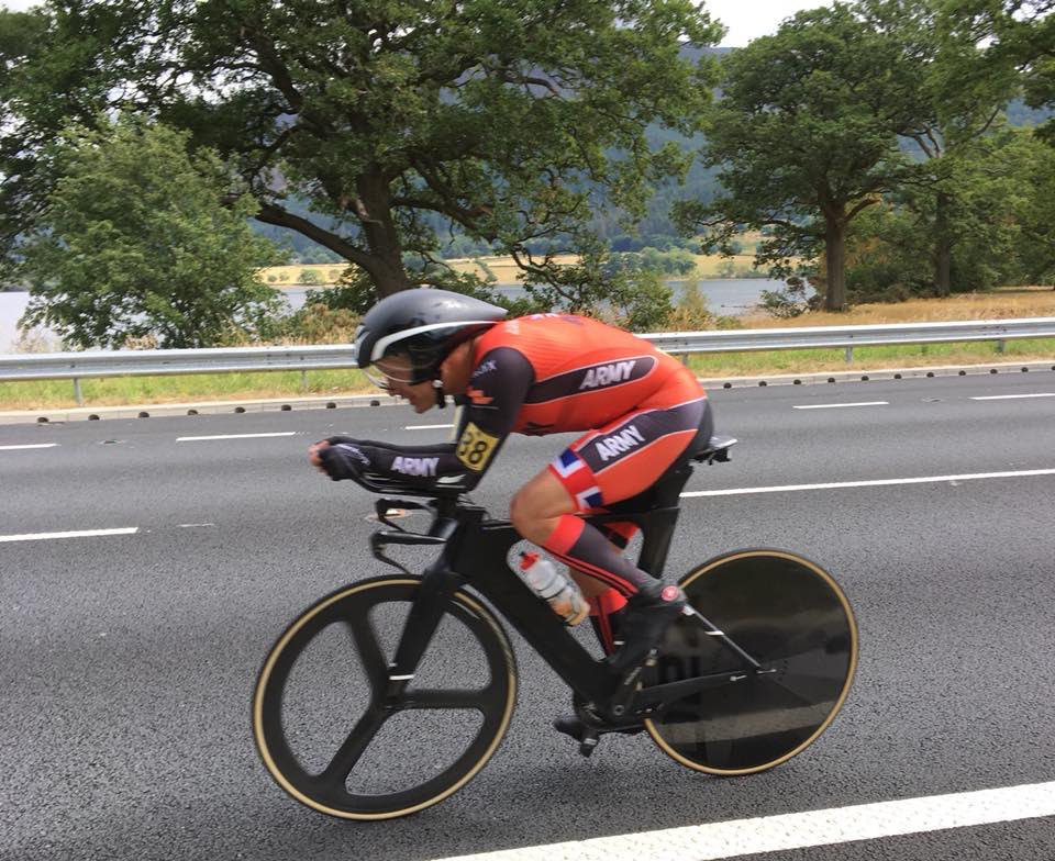 Army Cycling Union Sporting Ten Mile Time Trial – Wed 16 Jun 21 Results